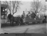 Homecoming Float, North Dakota Agricultural College