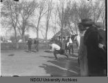 Women's Baseball, North Dakota Agricultural College