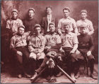 Hope second baseball team, Hope, N.D.
