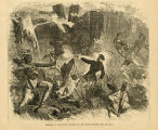 Murder of Lieutenant Beever by the Sioux Indians