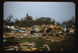N.D.A.C. faculty housing complex after 1957 Fargo, N.D. tornado