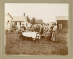 Backyard Party, Fargo, N.D.