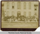 9th Annual Teachers Convention in 1893, Pembina, N.D.