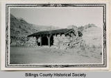 Shelter House in Theodore Roosevelt State Park, Billings County, N.D.