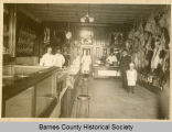 Algeo and Algeo Market interior, Valley City, N.D.
