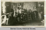 Carl Bonde Harness Shop, Valley City, N.D.