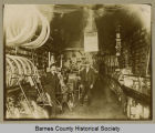Westergaard Hardware Store interior, Valley City, N.D.