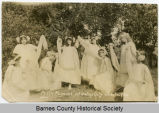 Peace Pageant at Chautauqua Park, Valley City, N.D.