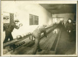 Bowling Alley, Walsh County, N.D.