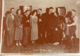 """Campus Days"" cast, Dickinson, N.D."