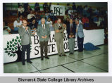 Bismarck State College Hall of Fame Ceremony, Bismarck, N.D.