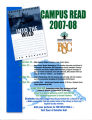 Bismarck State College Campus Read flier, Into the Wild
