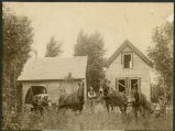 Homestead of Peter Mouer, Richland County, N.D.