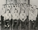 Circle K members, Bismarck Junior College