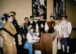 Bismarck State College's Madrigal Dinner, Bismarck, N.D.