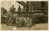 Railroad workers, Richland County, N.D.