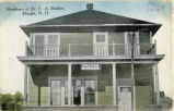 Residence of Dr. C. A. Durkee