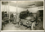 Service garage, Richland County, N.D.