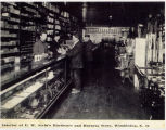 E. W. Stein's Hardware and Harness Store, Wimbledon, N.D.