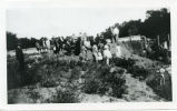 Group at Sorenson Mill Dam, Daily, N.D.