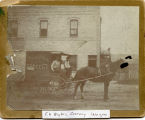 E. K. Myhre Grocery Wagon, Valley City, N.D.