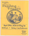 "Poster for ""Finishing Touches"""