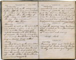 Excerpts from Ole Johnson's Diary