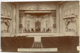 Interior of Opera House, Wahpeton, N.D.