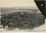 Bird's Eye view of Chautauqua Park, Valley City, N.D.