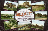 The City of Homes, Valley City, N.D.