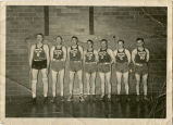 Enderlin VFW basketball team, Enderlin, N.D.