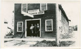 E. E. Barry Blacksmith Shop, Pembina, N.D.