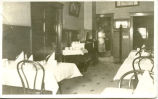 Interior of the Beanery, Soo Cafe, Enderlin, N.D.
