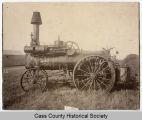 Threshing engine, Casselton, N.D.