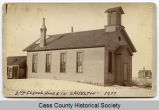 2nd school house in Casselton N.D.