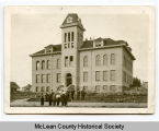Third McLean County Courthouse, Washburn, N.D.