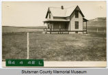 Joos Farm house, Jamestown N.D.