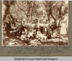 Picnic in Jamestown, N.D.