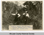 Outing at Painted Woods Lake, N.D.