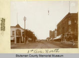 1st Ave. North, Jamestown, N.D.