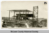 Otter Tail Power Company plant under construction, Washburn, N.D.