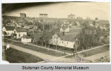 View of Jamestown, N.D.