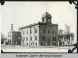 City Hall in Jamestown, N.D.