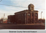 Old City Hall, Jamestown, N.D.