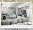 Office in general purpose building of Bismarck Junior College, Bismarck, N.D.