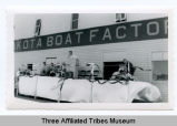Dakota Boat Factory dedication