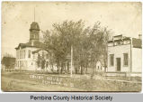 Court House, Pembina, N.D.