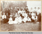 Group picture by Jos Kitchin, Walhalla, N.D.