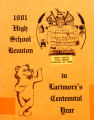 1981 high school reunion in Larimore's centennial year