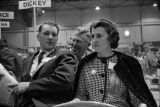 George Sinner, Helmer Olaveson and Anna Powers at N.D. Democratic Convention, Minot, N.D.
